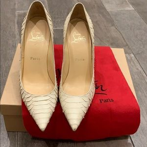 Christian Louboutin Special material